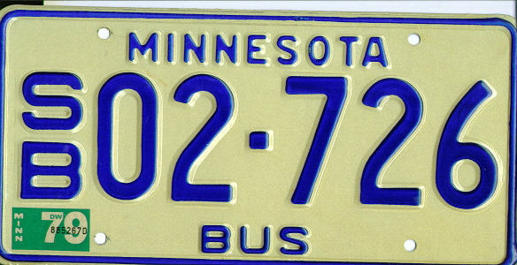 1979 MN Bus PAIR EX-Mint