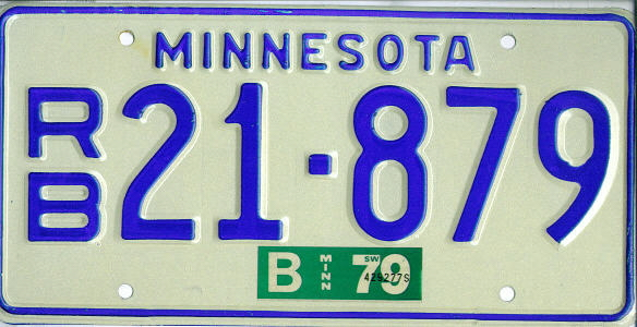 1979 MN trailer EX-Mint