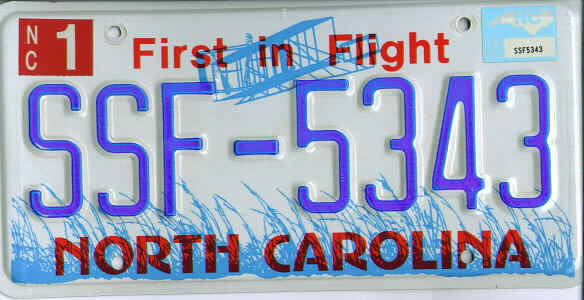 NC First in Flight VG